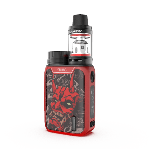 Red Devil Swag 80w Kit by Vaporesso