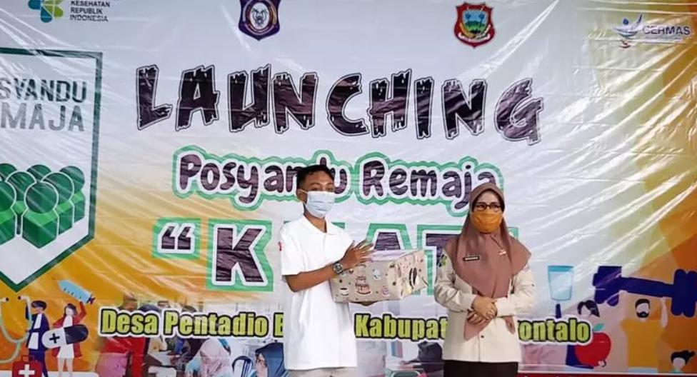 Launching Posyandu Remaja