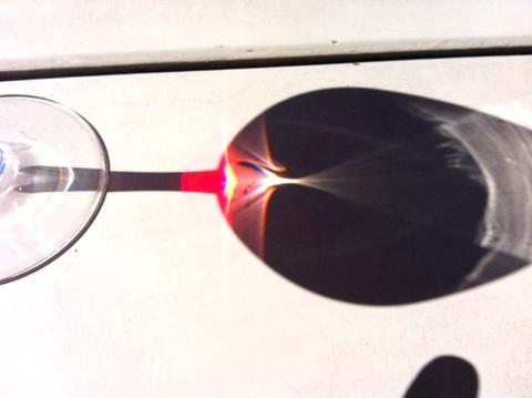 glas wijn voor symposium blog 'wat wél werkt'
