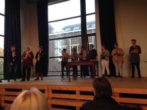 Symposium hulpverlening na seksueel misbruik, 2014 boeklancering