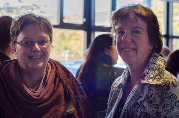 Wethouder van Zutphen, Patricia Withagen tijdens Symposium Wat wél werkt. Hulpverlening na seksueel misbruik.