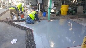 Hulsey Contracting Inc Floor Resurfacing