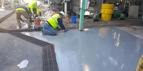 Hulsey Contracting Inc Floor Resurfacing