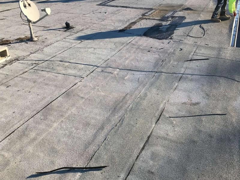 Hulsey Contracting Inc Foam Roof 3