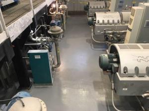 Hulsey Contracting Inc Floor Resurfacing Job 210