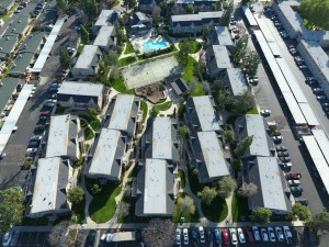 Hulsey Contracting Inc Moreno Valley Spray Foam Roofing Project