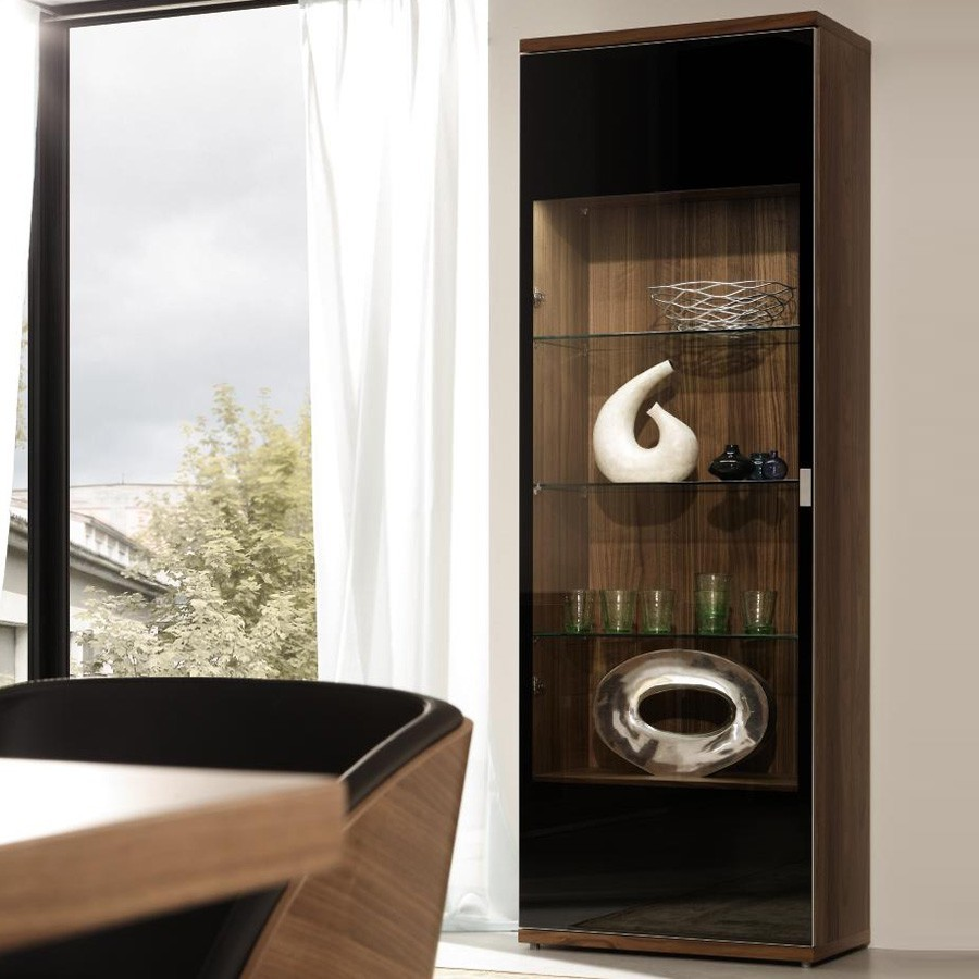 living room glass display cabinets asian decor tameta cabinet hulsta furniture in london