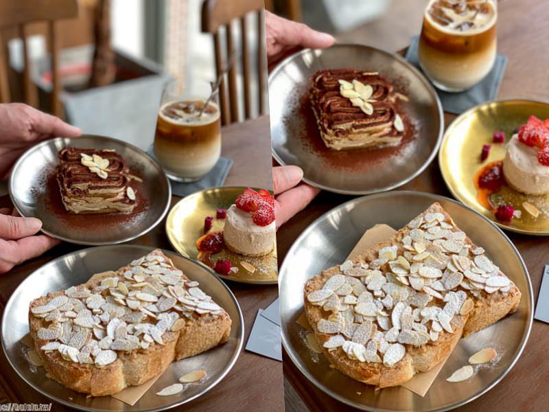 「玖CAFÉ 貳號店」絕美咖啡館!在純樸的城鎮裡,用大人味的提拉米蘇包圍的午後。|善化美食|善化咖啡館 ...