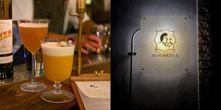 台南酒吧推薦「Moonrock」台南必來Bar推薦,南亞洲前五十大酒吧調酒師!|台南火車站|tainan bar|