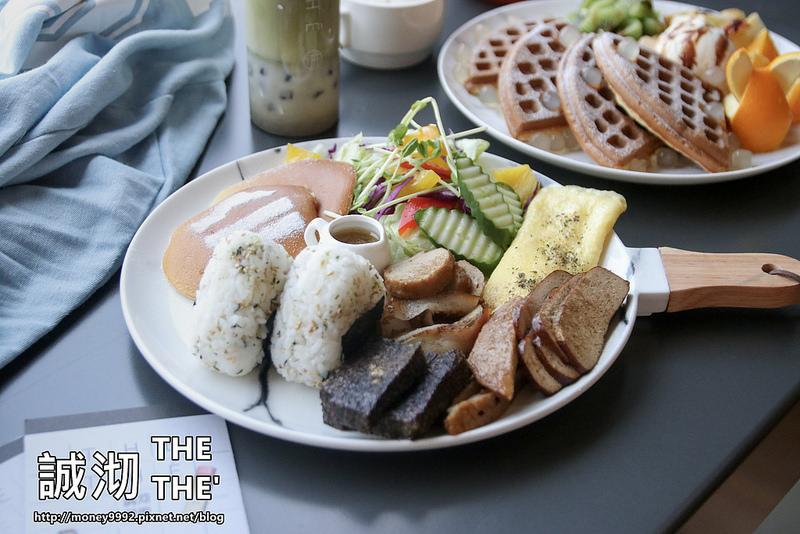 台南中西區  『誠沏』乾燥花!工業風!飲品MIX早午餐~入駐新光後給你更不一樣的誠沏好風味。|新光新天地|新光影城|