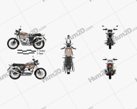 Classic motorcycle Clipart and Illustrations for Download