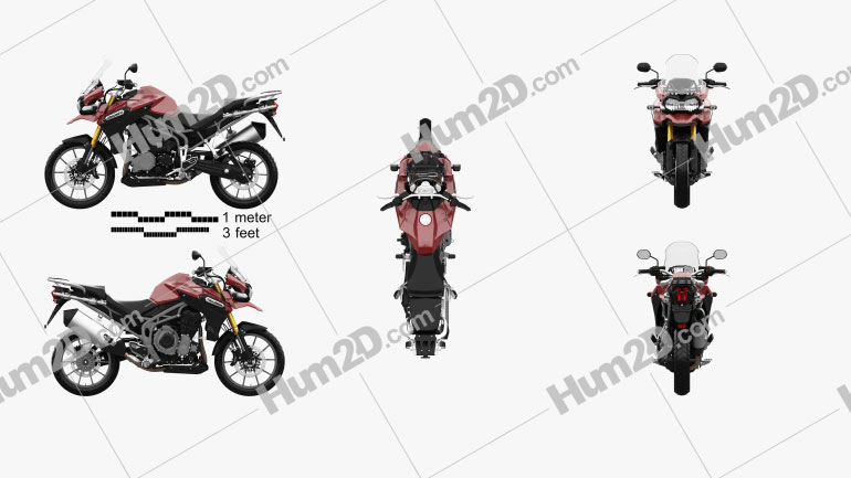 British bike Clipart and Illustrations for Download