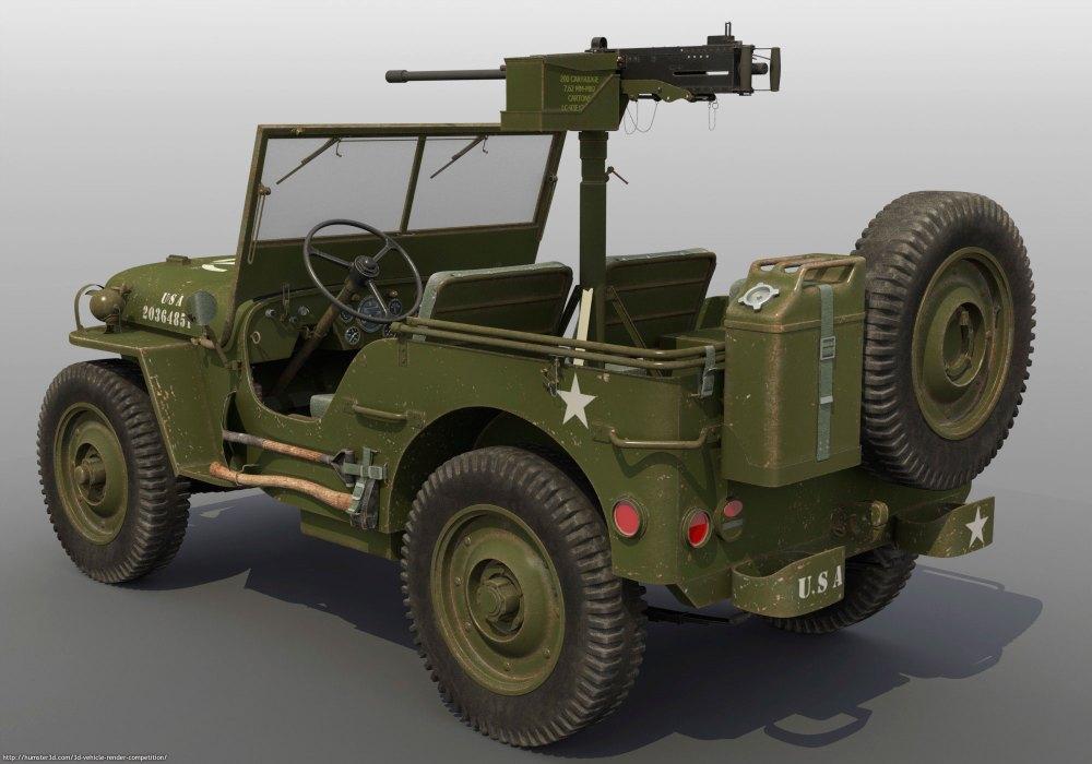 medium resolution of willys u s army jeep
