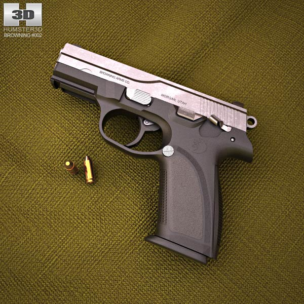 browning pro 9 3d