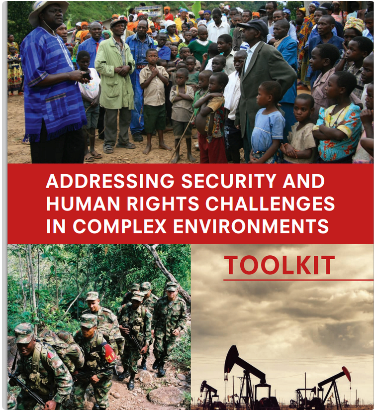 ICRC-DCAF Toolkit