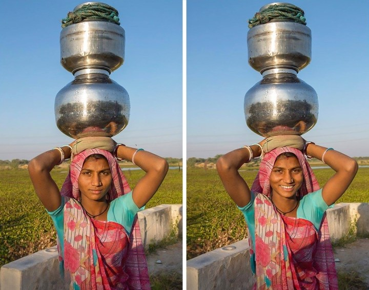 Деревня Кахсар, Гуджарат, Индия