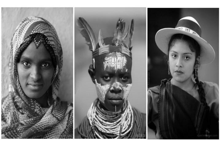 """""""Мир в лицах"""" - проект об удивительных и уникальных жителях планеты"""