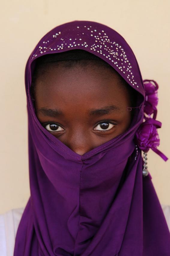 Красота мира в лицах людей - Мавритания
