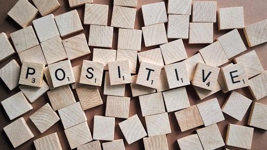 Какие слова мы считаем позитивными
