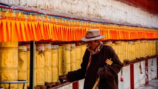 Тибет, запретный город Лхаса. Культура, которая на грани исчезновения