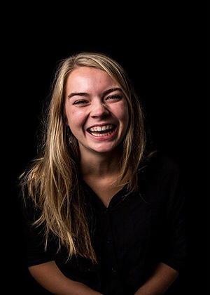 Как смеются настоящие женщины: фотопроект
