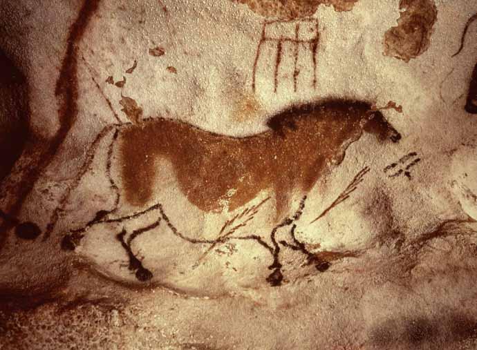 Искусство Верхнего Палеолита