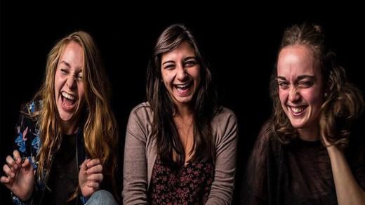 """Мод Фернхоут и фотопроект """"Как смеются настоящие женщины"""""""