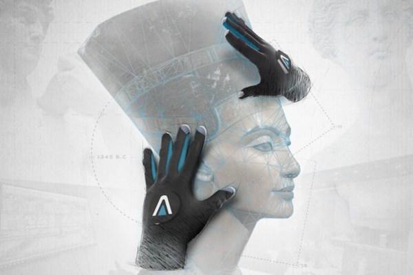 VR-выставка помогла людям увидеть произведения искусства