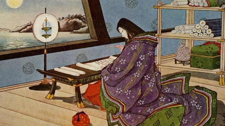 Повесть о Гэндзи Мурасаки Сикибу