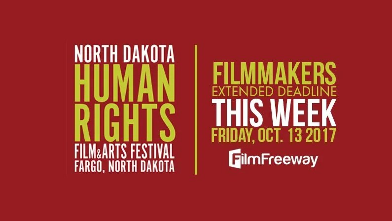 Final week for Filmmakers to submit to #NDHRFF17