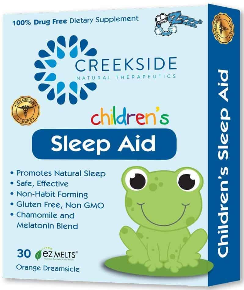 Creekside Natural Therapeutics Childrens Sleep
