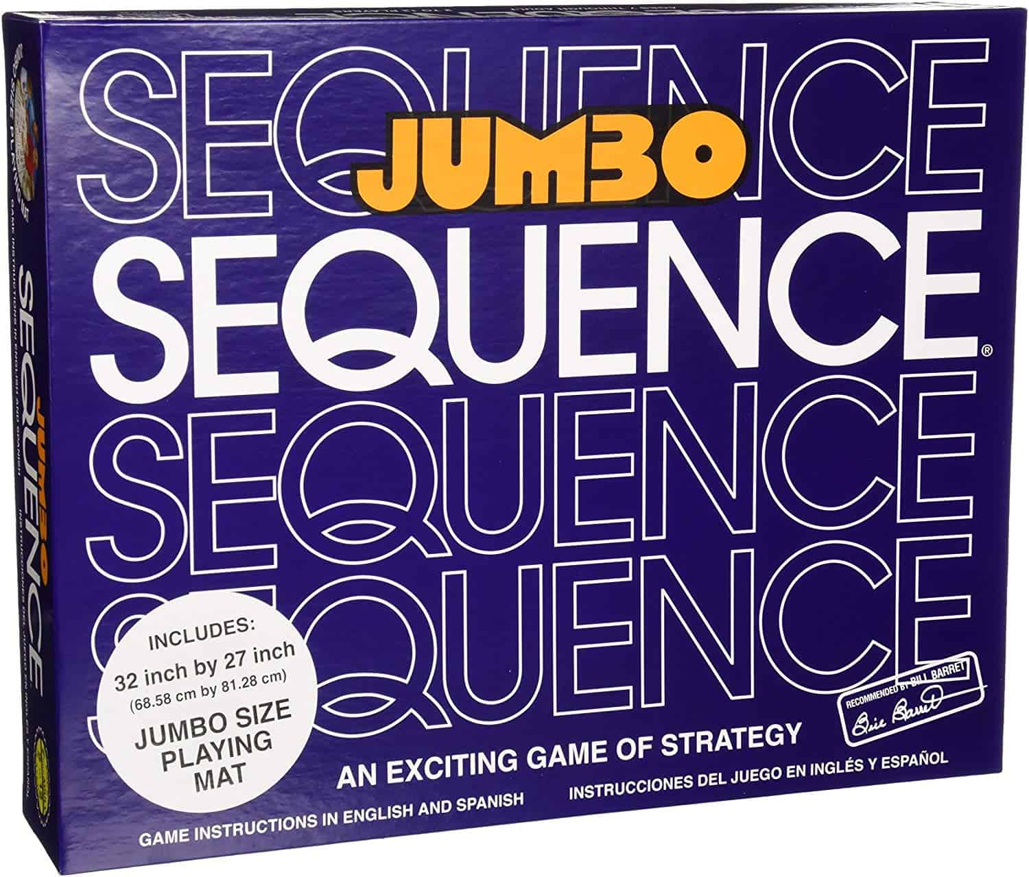Jax 8080 Jumbo Sequence Edition