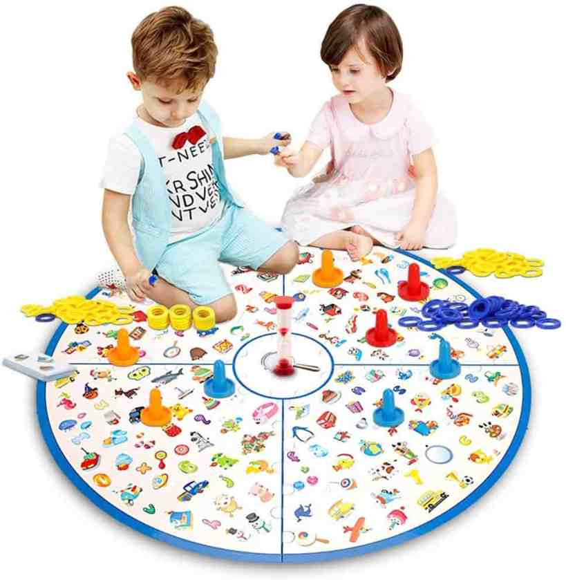 LUKAT Matching Tabletop Educational Preschool