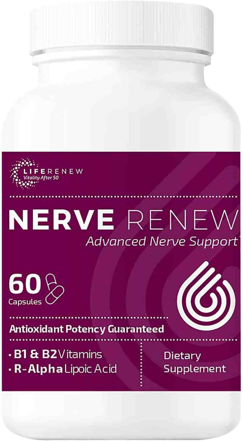 Nerve Renew All Natural Neuropathy Alternative