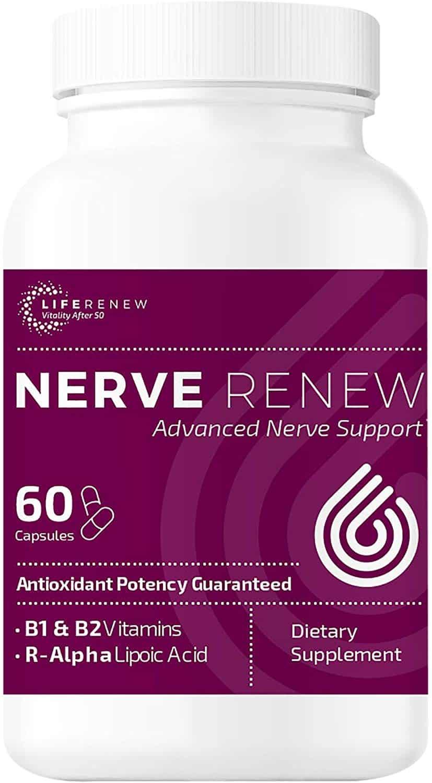 Nerve Renew All Natural Neuropathy Alternative