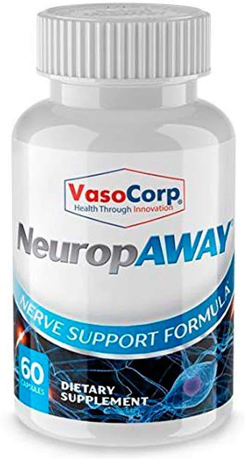 NeuropAWAY Nerve Support Formula Neuropathy