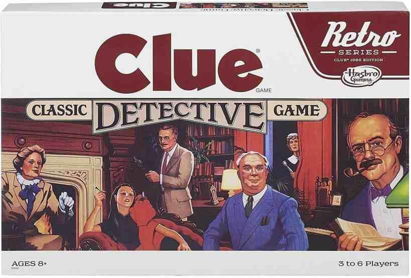 Retro Series Clue