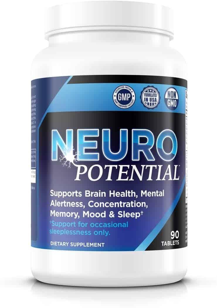 Neuropotential - Advanced Orthomolecular Formula