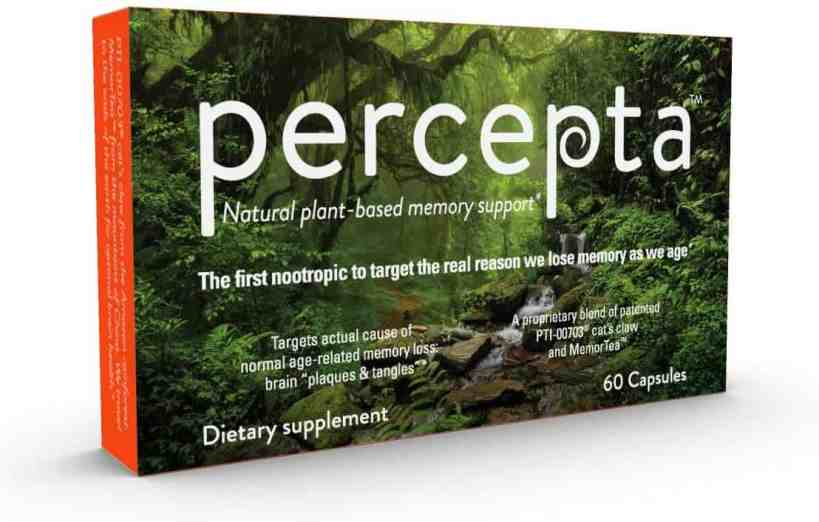 Percepta Natural-Plant Based Memory Support