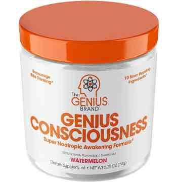 Genius Consciousness Brain Booster Supplement