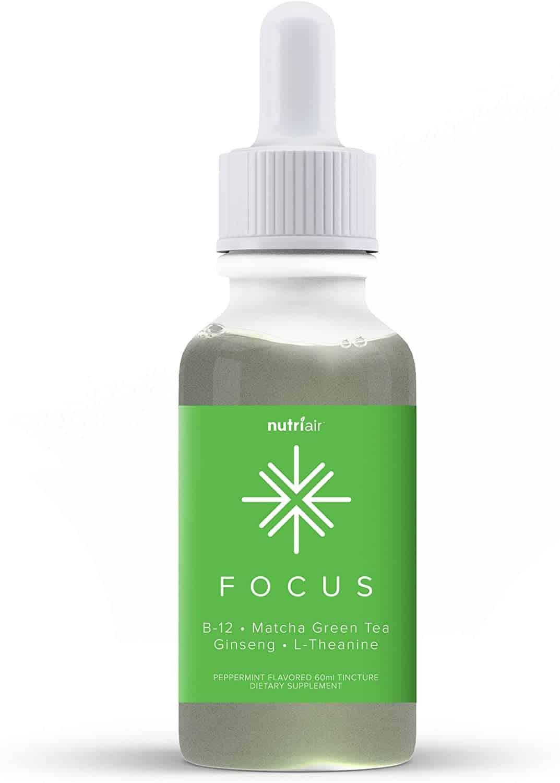 Nutriair Focus Brain Supplement