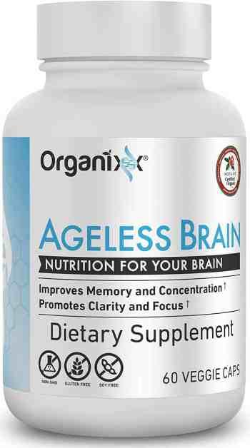 Organixx- Powerful Brain Health Support