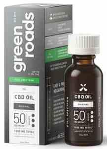 Green Roads– Full spectrum CBD Oil (1)