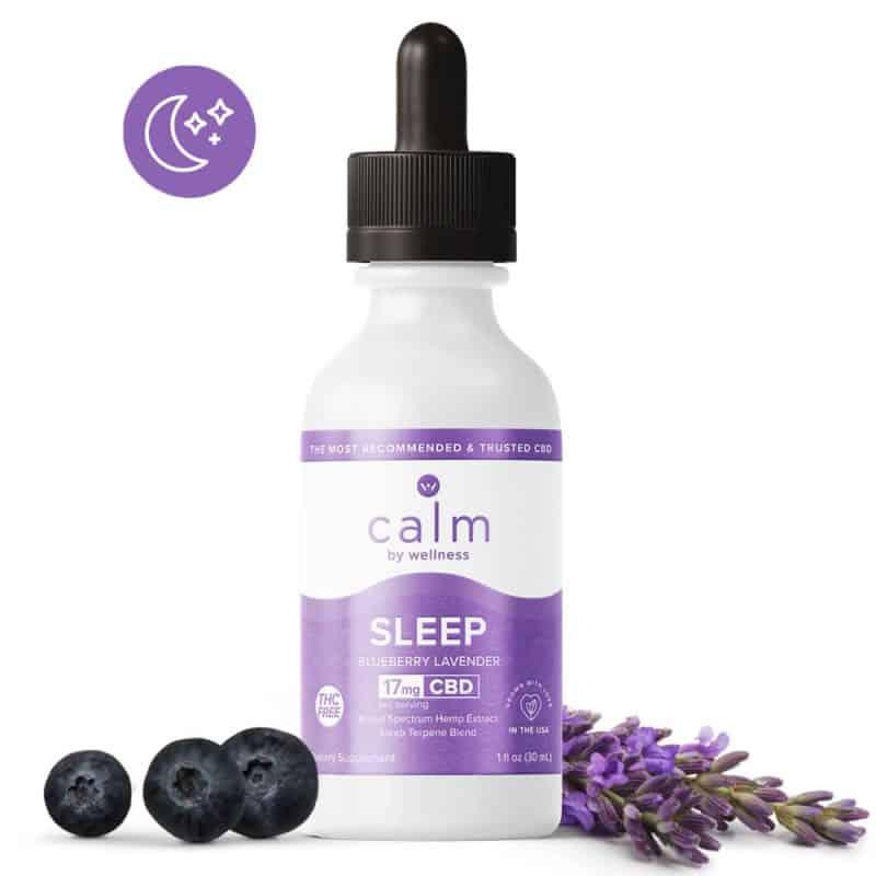 Calm by Wellness CBD Oil