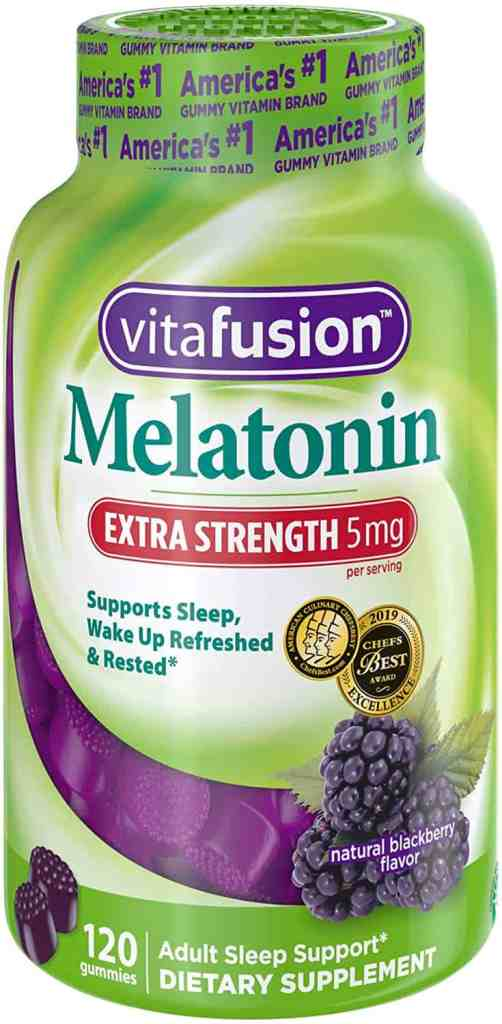 Vitafusion Extra Strength Melatonin Gummy