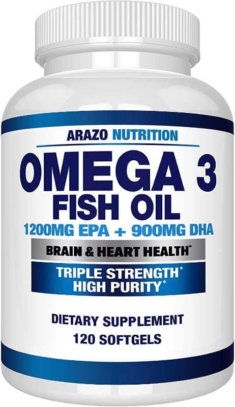 Arazo Nutrition Omega-3
