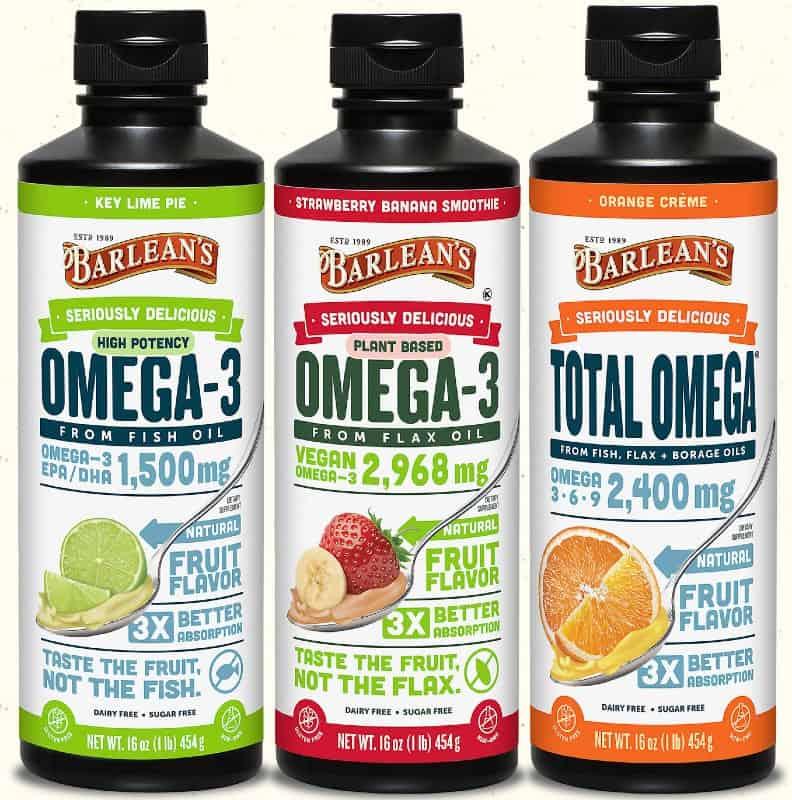 Barlean's Omega-3