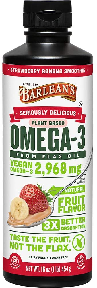 Barlean's Organic Omega-3