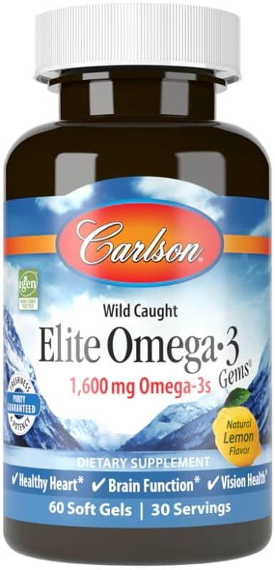 Carlson Elite Omega-3