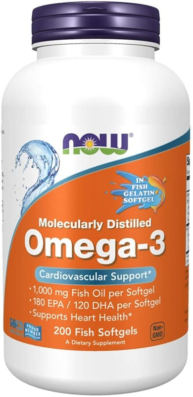 NOW Supplements Omega-3